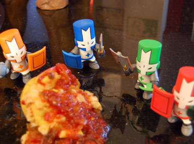 Castle Crashers 4-Pack