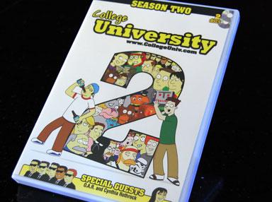 College University 2 DVD