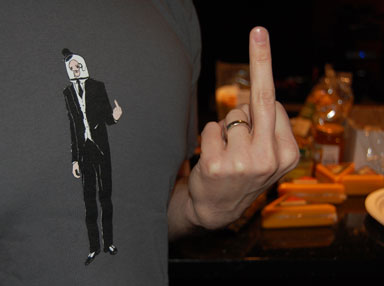 Dr. Fetus Shirt