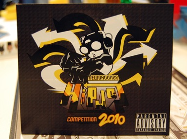 Hip-Hop 2010 CD