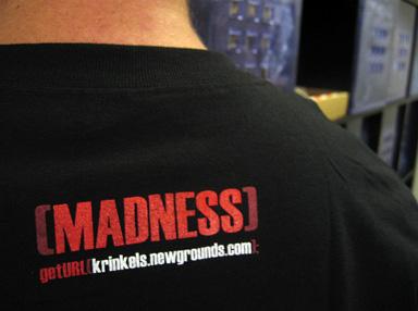 Madness Hank Shirt