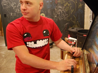 Meat Boy Shirt