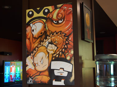 Newgrounds Poster