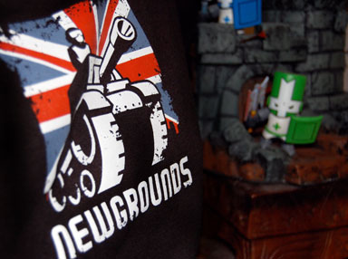 NG UK Shirt