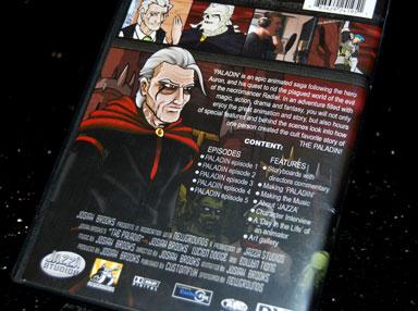Paladin DVD