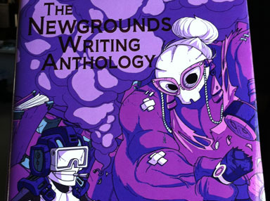 Newgrounds Writing Anthology