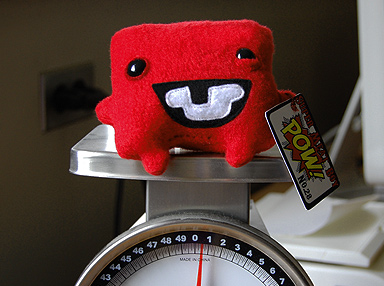 Meat Boy Plush