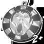 O-Face Keychain
