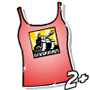 Ladies Tank-Top Shirt