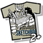 Sketchbook Tour Shirt