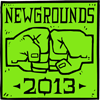 Year Badge for 2013