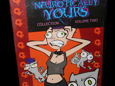 Neurotically Yours 2 DVD