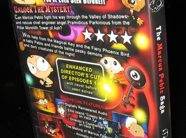 Marcus Peblo DVD