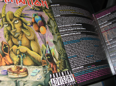 Sick Animation CD