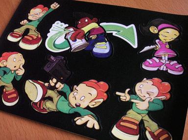 Pico Stickers