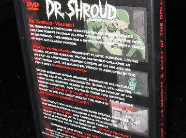 Dr. Shroud DVD