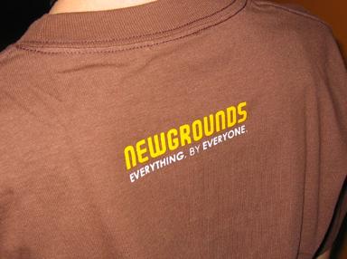 NG Explosion Shirt