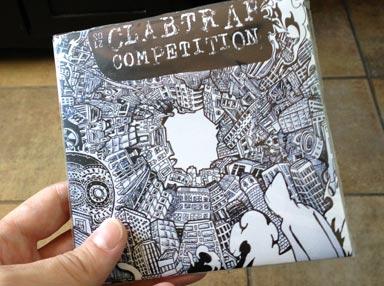 Clabtrap 2012 CD