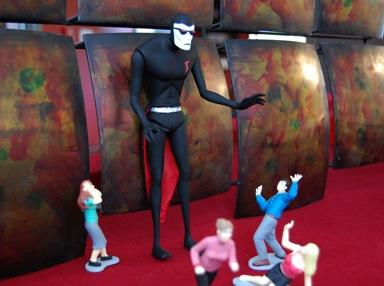 Dr. Shroud Figurine