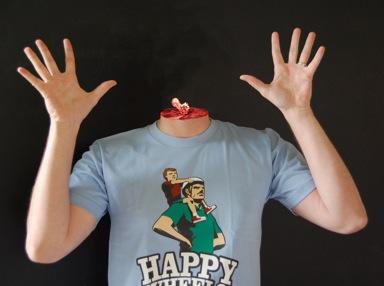 Happy Wheels Shirt