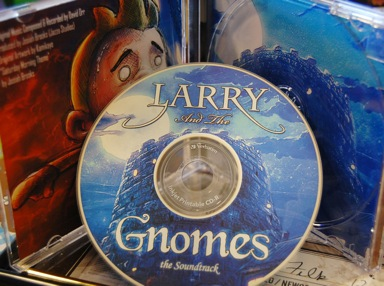 Larry and the Gnomes