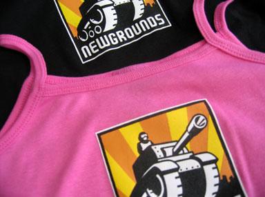 Ladies Tank-Top Shirt