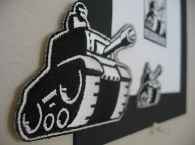 Tank Patch Pack