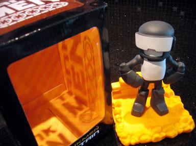 Tankmen Figurine