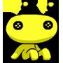 Alien Hominid Plush