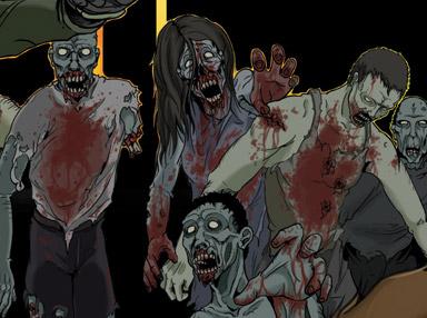 Saga of the Dead Poster